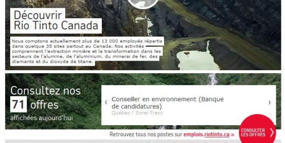 Campagne nationale de recrutement